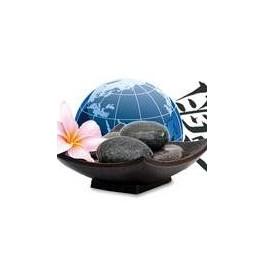 Huiles essentielles Camylle pour bain, balnéo - Asie
