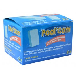 Pool'Gom - Eponges, Gommes de nettoyage