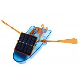Mini bateau solaire