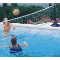 Filet de volley pour piscine