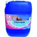 Chlore liquide CTX 161 - 20L